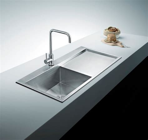 16 stainless steel kitchen sink top mount bai 1233 48 quot handmade stainless steel kitchen sink 9876