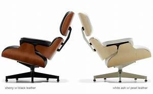 Eames Chair Lounge : white ash eames lounge chair ~ Buech-reservation.com Haus und Dekorationen