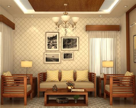Sofa Living Room Designs by 41 Wooden Sofa Living Room Living Room Awesome Small