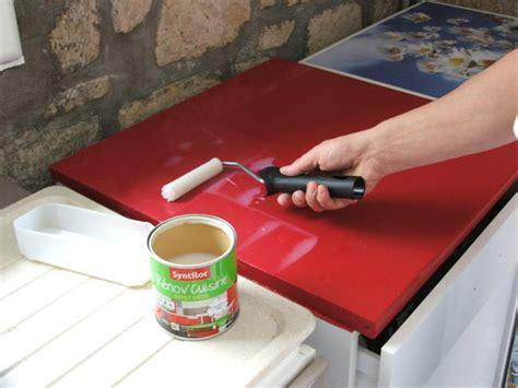 protection meuble cuisine repeindre ses meubles de cuisine galerie photos d