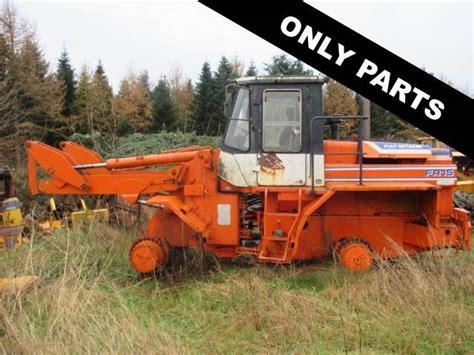 Fiat Allis Parts Dealers by Used Fiat Allis 580 Fr15 L 230 Ssemaskine Til Ophug Other