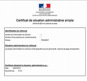 Démarches Vente Véhicule : afficher l 39 image d 39 origine certificat de non gage ~ Medecine-chirurgie-esthetiques.com Avis de Voitures