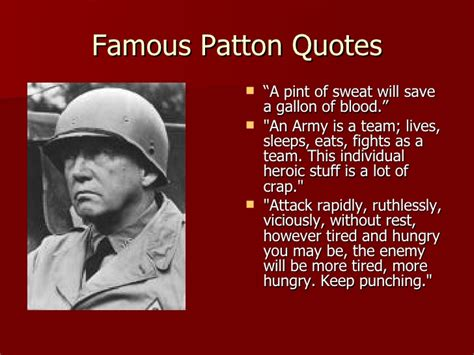quotes  patton  quotes