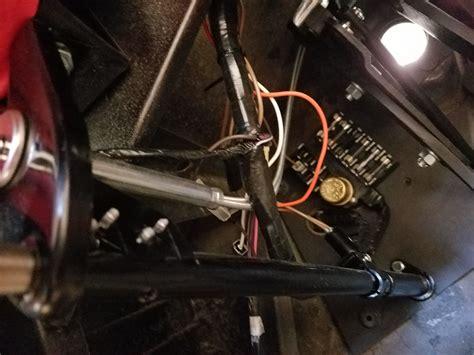 Instrument Wiring Harness Routing Corvetteforum