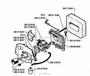 Husqvarna 39 R  1986 Carburetor