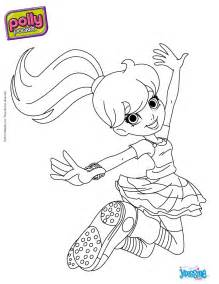 coloriages coloriage 224 imprimer polly pocket fr hellokids