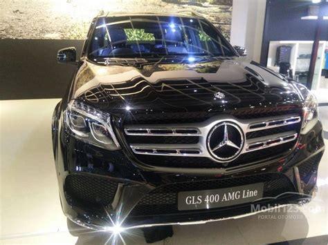 Gambar Mobil Mercedes Gls Class by Jual Mobil Mercedes Gls400 2017 4matic 3 0 Di Dki