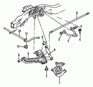Diagram For A 2007 Chevrolet Suburban 1500 Swingarm