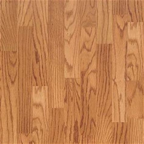 pergo presto red oak blocked  mm thick     wide