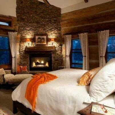 Bedroom Combination Fireplace by Inside This Mountaintop Castle Yet Another Antique Barn