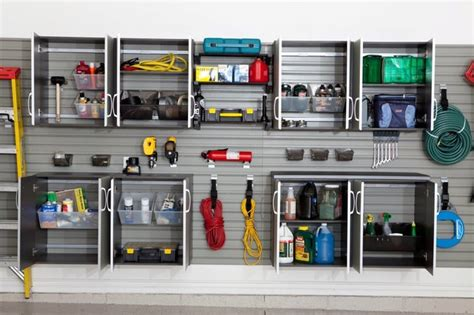 Garage Wall Systems by Flow Wall Storage Solutions Contemporary Garage Salt