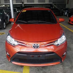 2017 Toyota Vios 1 3e Manual Transmission 1 3l Gas Engine