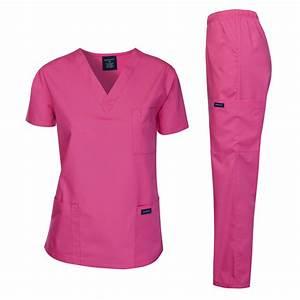 Medical Doctor Nursing Scrubs Full Set DAGACCI UNIFORMS ...