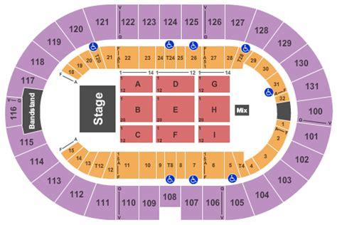 freeman coliseum san antonio seating chart