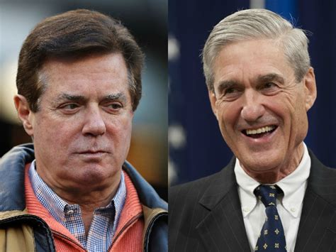 Manafort reported to have tentative plea deal with Mueller