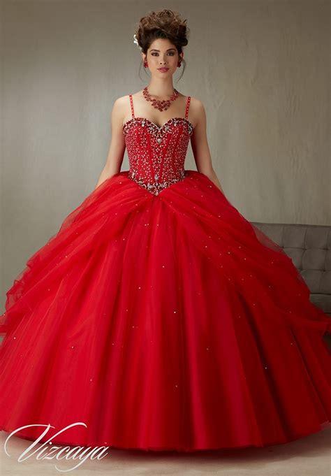 Mori Lee Vizcaya 89071 Quinceanera Dress