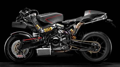 Five Insanely Expensive Motorcycles You've Gotta See