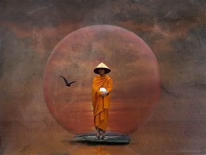 Zen Pencils Quotes Monk Wallpapers Wallpapersafari Waiting