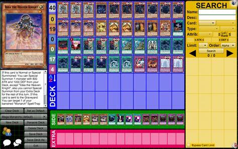 [rf] Tcg+ocg Mega Monarch Deck Yugioh