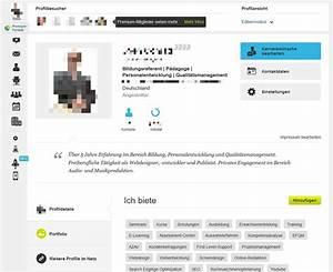 Xing Rechnung : profil in xing 1 2 ~ Themetempest.com Abrechnung