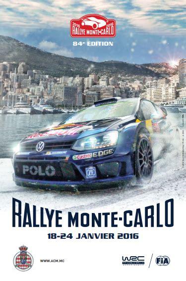monte carlo 2016 classement du rallye parcours engag 233 s direct auto moto magazine