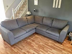 Couches For Sale : m s urbino fabric corner sofa for sale grey colour nearly new condition in east kilbride ~ Markanthonyermac.com Haus und Dekorationen