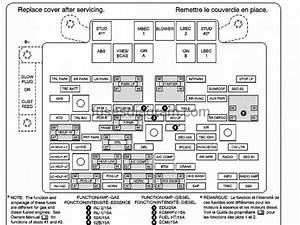 2005 Chevy Colorado Fuse Box Diagram