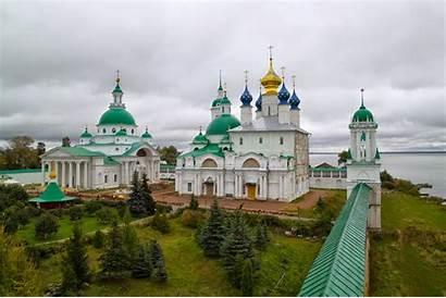 Church Cathedral Wallpapers Novgorod Kremlin Wall Cross