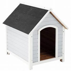 Niche Petit Chien : niche pour chien grise mirza maisons du monde ~ Melissatoandfro.com Idées de Décoration