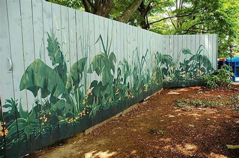 25 great diy ideas to make creative backyard fences the