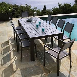 Ensemble Table Et Chaise De Jardin : ensemble chaise et table de jardin blog de camping et jardin ~ Dailycaller-alerts.com Idées de Décoration