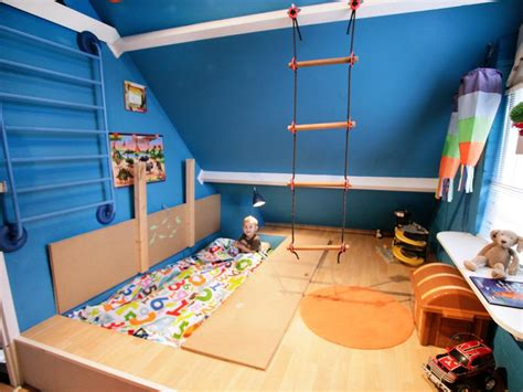 These Cool Kids Rooms Are So Amazing, You'll Want Them For