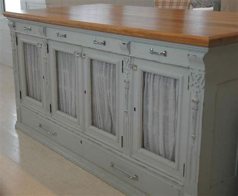 buffet kitchen island refurbished buffet to kitchen island someday kitchen pinterest