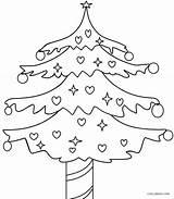 Coloring Tree Printable Cool2bkids Blank Getcolorings sketch template