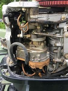 1969 Mercury 500 50hp No Spark
