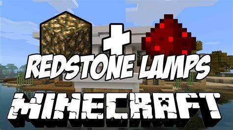 minecraft 1 2 glowstone redstone l