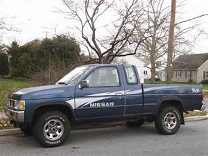 1994 Nissan King Cab 4x4 Sev6 Manual 5 Speed For Sale