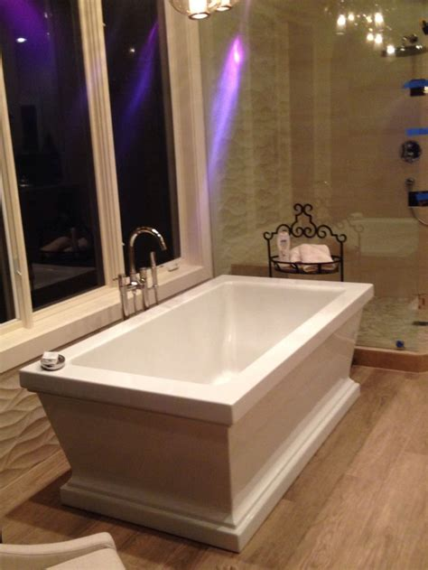 loving   stand  tub bella vista remodel