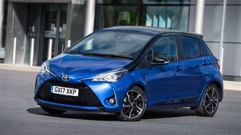 Toyota Yaris Facelift (2017) Review