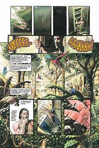 Preview  Dark Horse Comics  The Once And Future Tarzan