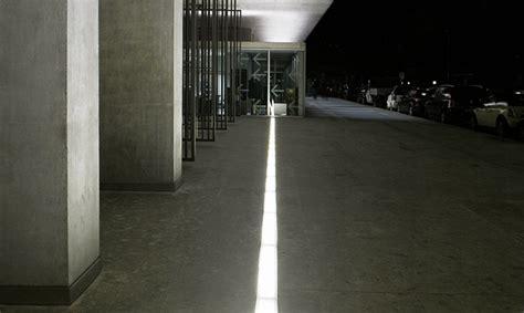 Illuminazione Incasso Esterno Faretti Pavimento Disano A