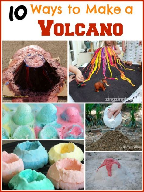 ways    volcano  kids   kid