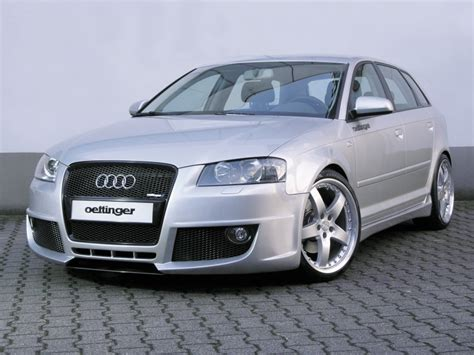 audi a3 sportback by oettinger