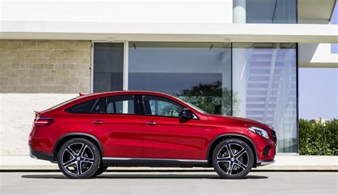 Even more dynamic, performance and passion: Mercedes-Benz GLE Coupe revealed, debuts AMG Sport '450' - PerformanceDrive