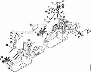Wiring Database 2020  30 Stihl 026 Chainsaw Parts Diagram