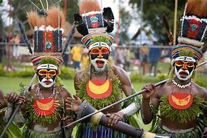 Papua New Guinea - Country Profile - Nations Online Project