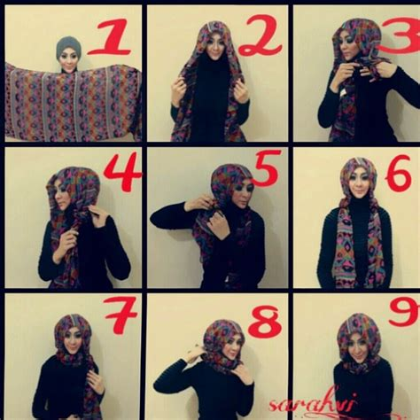 video hijab jilbab segi empat hijaberduit