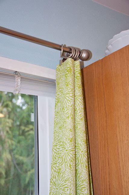 rootandblossom diy curtains kitchen curtains