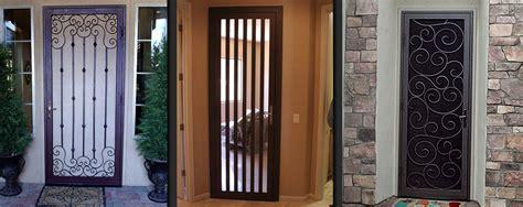 wrought iron security doors wrought iron window guards las vegas