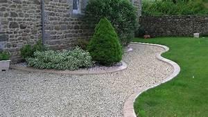 Alle Jardin Gravier Accueil Design Et Mobilier
